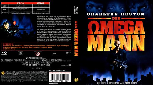 Человек Омега / The Omega Man (1971)