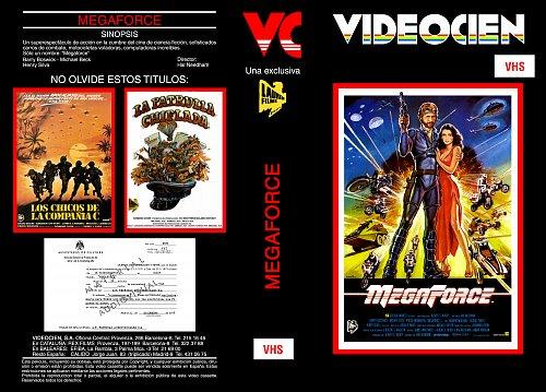 Мегасилы / Megaforce (1982)