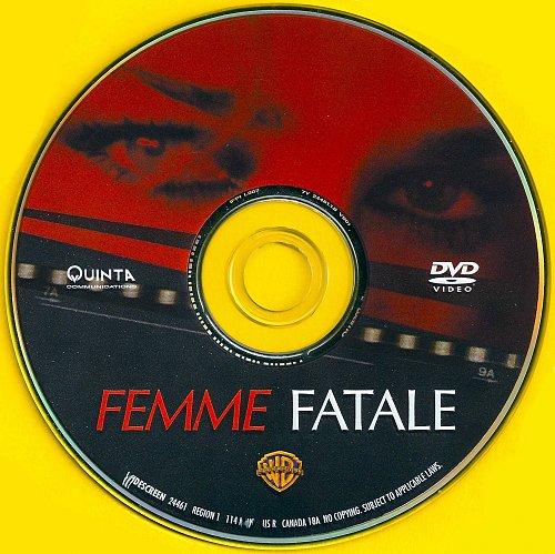 Роковая женщина / Femme Fatale (2002)