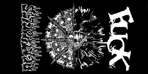 Agathocles / F.U.C.K. - Aside / Laugh (2013 Xhume Records, Bandalos Producciones, Colombia)