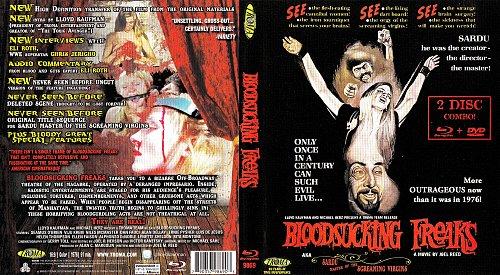 Bloodsucking Freaks / Кровососущие Уроды (1976)