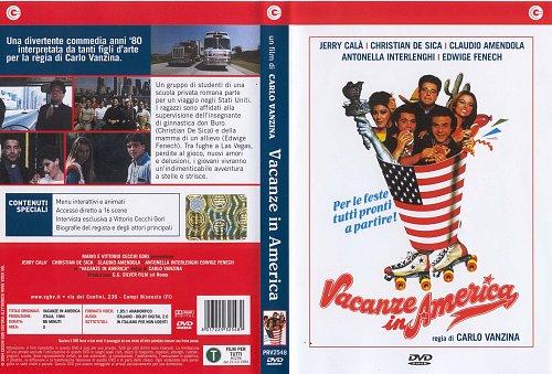Американские каникулы / Vacanze in America (1984)