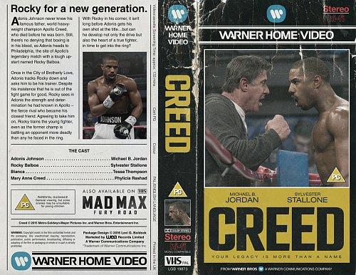 Creed / Крид: Наследие Рокки (2015)