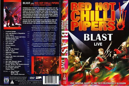 Red Hot Chili Peppers - Blast Live (2008)