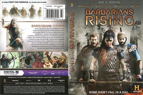 Нашествие варваров / Barbarians Rising (2016)