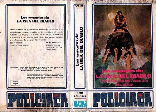 Quartier de femmes  / Любовники дьявольского острова (1973)