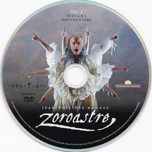 Jean-Philippe Rameau - Zoraustre / Жан-Филипп Рамо - Зороастр (2007)
