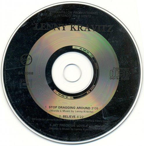 LENNY KRAVITZ - The Universal Love Tour (1993)