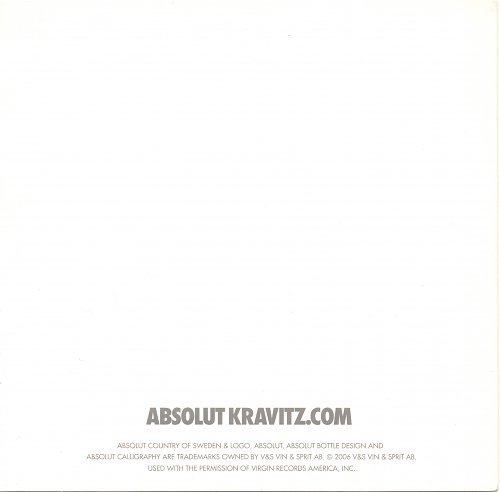 LENNY KRAVITZ - Absolut Kravitz (2006)