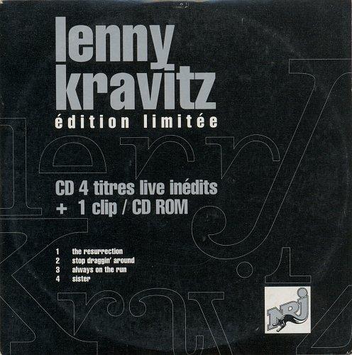 LENNY KRAVITZ - Edition Limitée (1996)