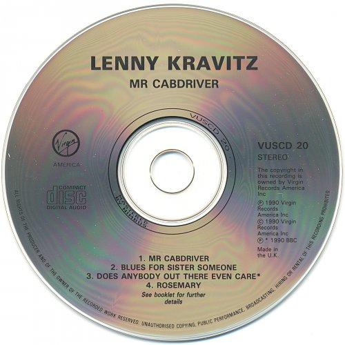 LENNY KRAVITZ - Mr. Cab Driver (1990)