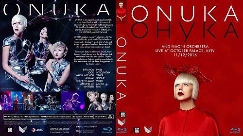 Onuka - Live in Kiev (2016)