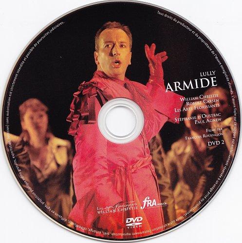 Jean-Baptiste Lully - Armide / Жан-Батист Люлли - Армида (2011)