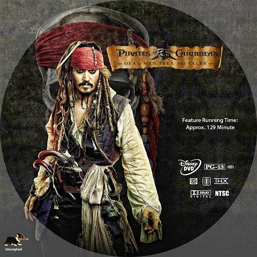 ПКМ: Мертвецы не рассказывают сказки / Pirates of the Caribbean: Dead Men Tell No Tales (2017)