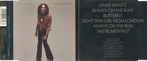LENNY KRAVITZ - Always On The Run (1991)