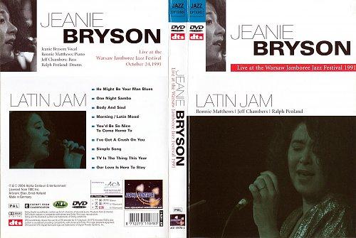 Jeanie Bryson - Live at Warsaw Jazz (1991)