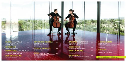 2Cellos - In2ition (2013)