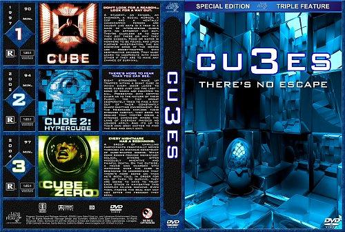 Куб. Трилогия / Cube. Trilogy (1997 - 2004)