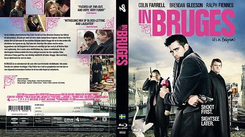 Залечь на дно в Брюгге / In Bruges (2007)