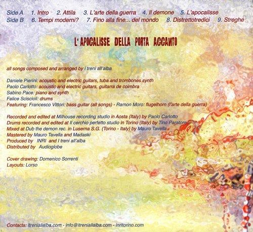 Treni All'Alba, I - 2011 A.D. (2011)