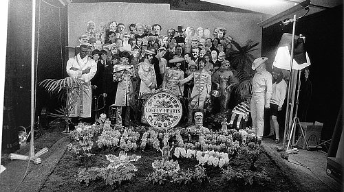 Beatles, The - Sgt. Pepper's Lonely Hearts Club Band (1967)