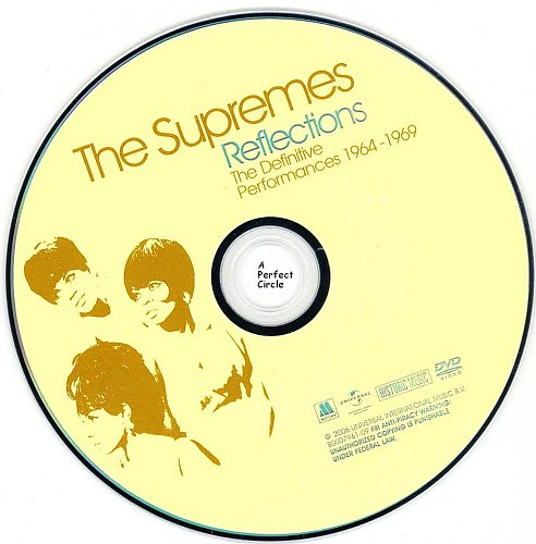 Supremes - Reflections. Definitive Performances (2006)