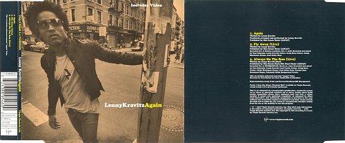 LENNY KRAVITZ - Again (2000)