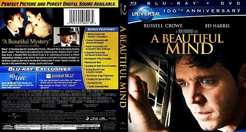 Игры разума / A Beautiful Mind (2001)