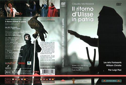 Claudio Monteverdi - Il Ritorno d' Ulisse in Patria / Клаудио Монтеверди - Возвращение Улисса (2010)