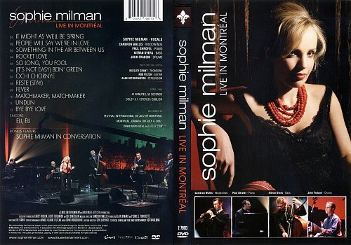 Sophie Milman - Live in Montreal (2008)