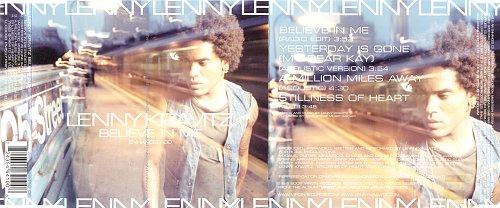 LENNY KRAVITZ - Believe In Me (2002)