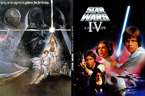 Звездные войны: Эпизод 4 - Новая надежда / Star Wars: Episode IV - A New Hope (1977)