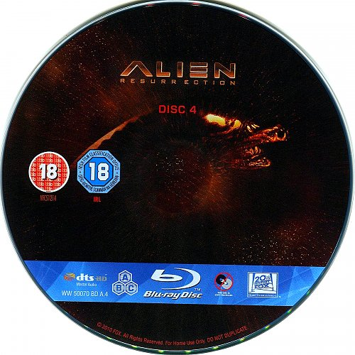 Чужой. Антология / Alien. Anthology