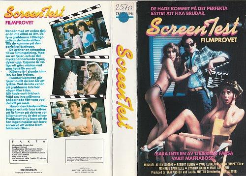 Screen Test / Пробные сцены (1985)