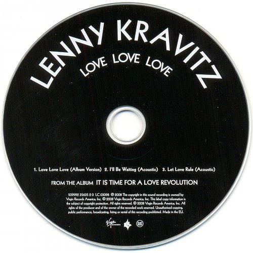 LENNY KRAVITZ - Love Love Love (2008)