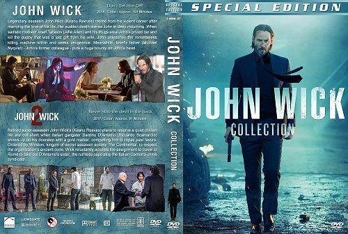 Джон Уик. Дилогия / John Wick. Dilogy (2014 - 2017)