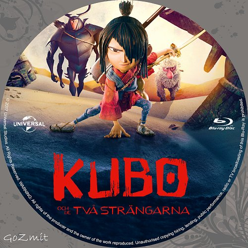 Кубо. Легенда о самурае / Kubo and the Two Strings (2016)