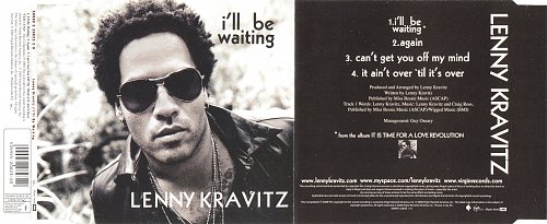 LENNY KRAVITZ - I'll Be Waiting (2008)