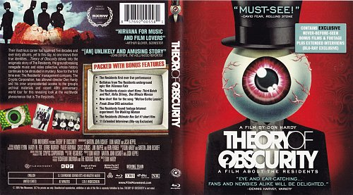 The Residents - Theory of Obscurity (2015)