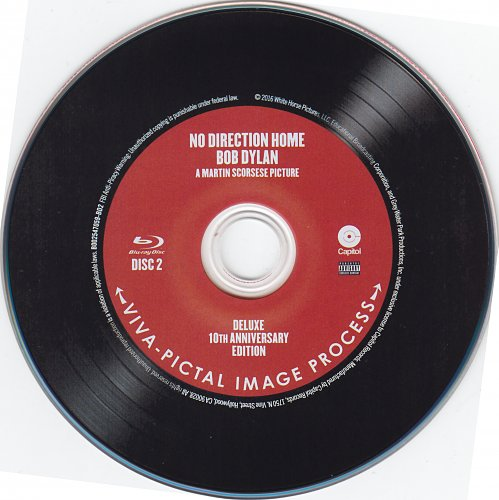 No Direction Home: Bob Dylan / Нет пути назад: Боб Дилан (2005 / 2016)