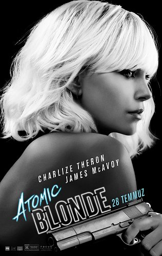Взрывная блондинка / Atomic Blonde (2017).