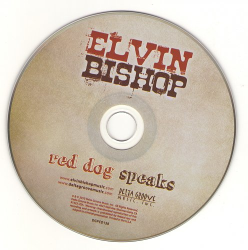 Elvin Bishop - Red Dog Speaks (2010)