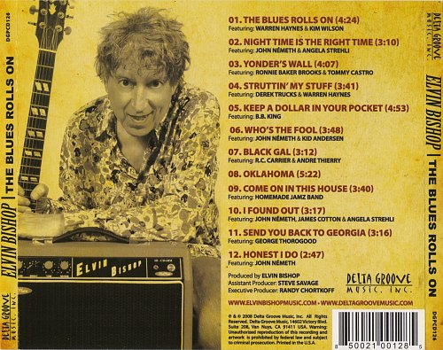 Elvin Bishop - The Blues Rolls On (2008)