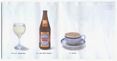 Status Quo - Thirsty Work (1994)