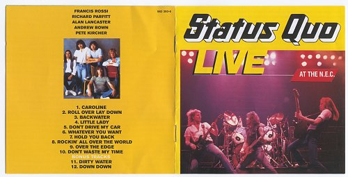 Status Quo - Live at the N.E.C. (1984)