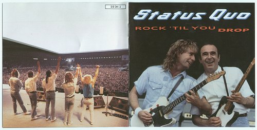 Status Quo - Rock 'Til You Drop (1991)