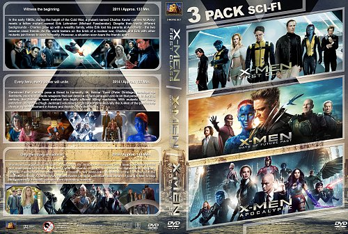 Люди Икс. Трилогия / X-Men. Trilogy (2011 - 2016)