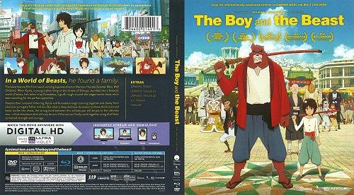 Дитя чудовища / Bakemono no ko / The Boy and the Beast (2015)
