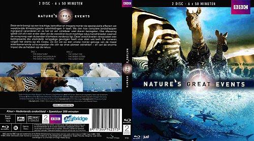 BBC: Величайшие явления природы / ВВС: Nature's Great Events (2009)
