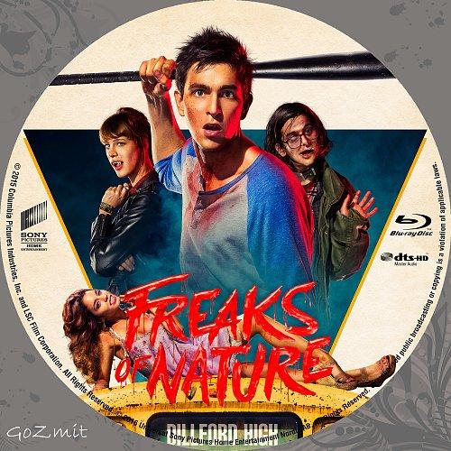Хватай и беги / Freaks of Nature (2015)